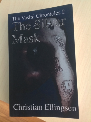 The Silver Mask proof copy