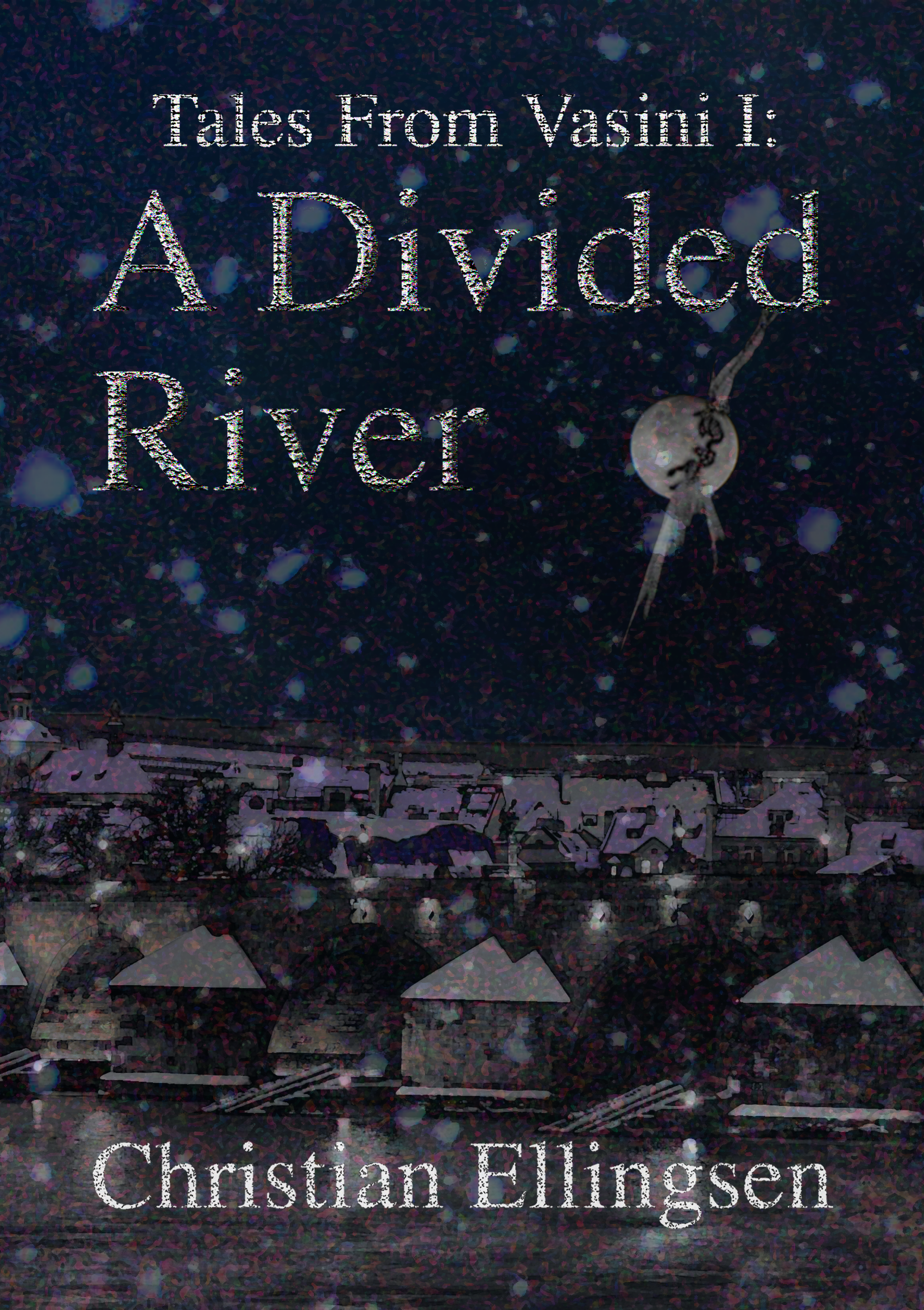 A Divided River eBook cover
